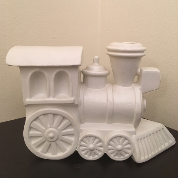 Other - Ceramic Train Engine